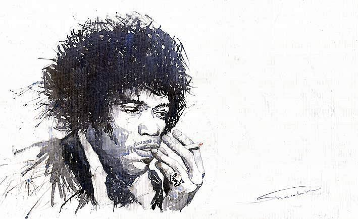 Jazz Rock Jimi Hendrix 02