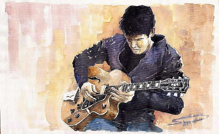 Jazz Rock John Mayer 02