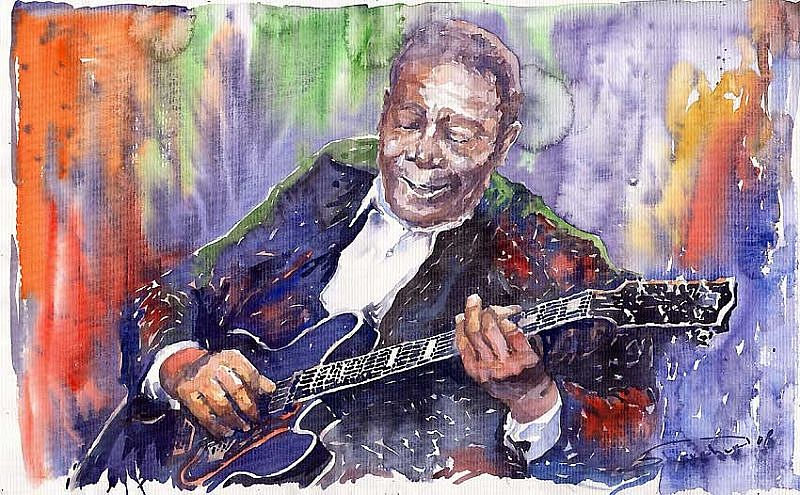 Jazz BB King 06