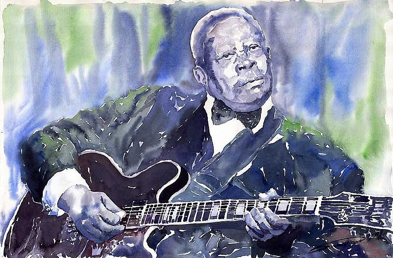Jazz BB King 01