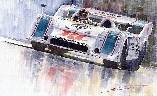 Porsche 917 10 RC Cola Team Follmer