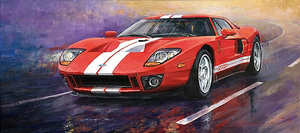 Ford GT 40 2005