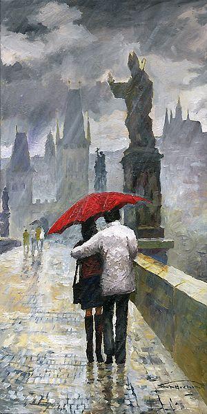 Charles Black Paintings